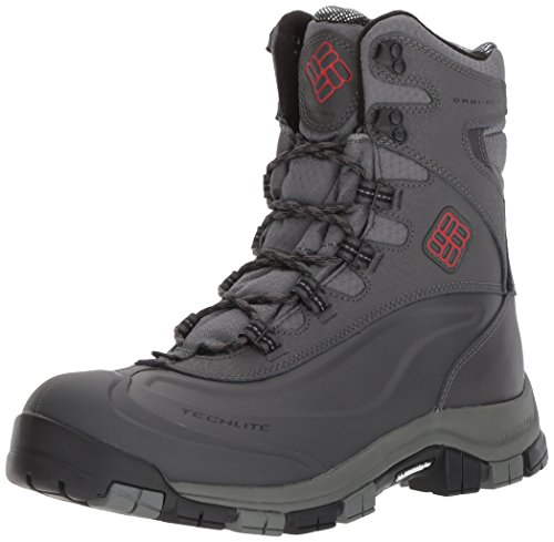 Columbia Men's Bugaboot Plus Omni-Heat Michelin Wide Snow Boot