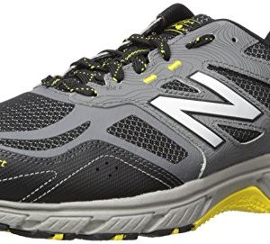 New Balance Men's 510v4 Cushioning Trail Running Shoe, Castlerock, 11 D US