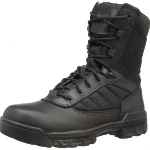Bates Men's 8 Inches Tactical Sport Work Boot,Black