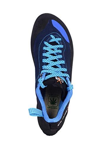 Climb X Crush Lace - Blue - 2019 Rock Climbing/Bouldering Shoe Climb X Crush Lace - Blue - 2019 Rock Climbing/Bouldering Shoe (10).