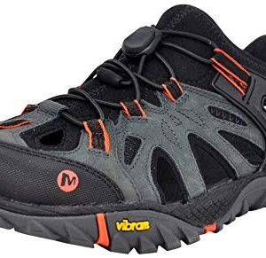 Merrell Men's All Out Blaze Sieve Water Shoes, Grey Dark Slate