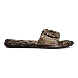 Under Armour Men's Ignite Ridge Reaper Slide Sandal, Hearthstone