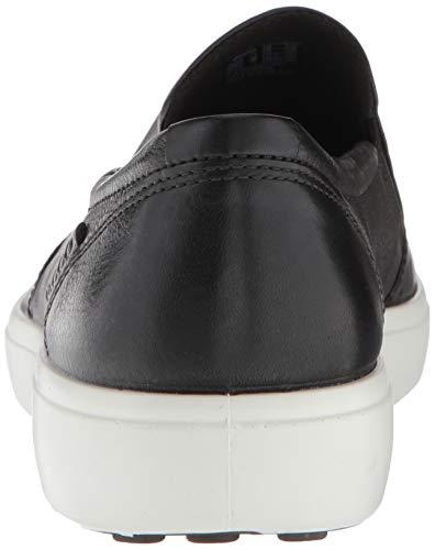 ECCO Men's Soft 7 Casual Loafer Sneaker, Black ECCO Men's Soft 7 Casual Loafer Sneaker, Black, 44 M EU (10-10.5 US)