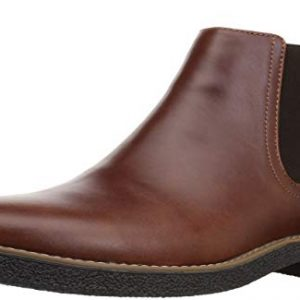 Deer Stags Men's Rockland Memory Foam Dress Casual Comfort Chelsea Boot