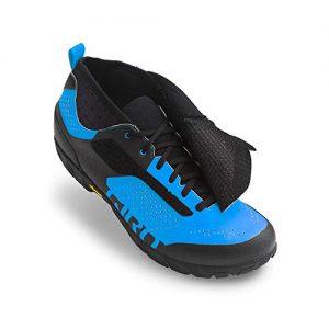 Giro Terraduro Mid MTB Shoes Blue Jewel/Black