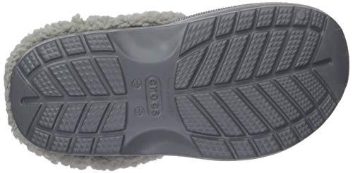 Crocs Blitzen III Clog, Charcoal/Light Grey Crocs Blitzen III Clog, Charcoal/Light Grey, 14 US Women / 12 US Men M US.