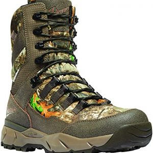 "Danner Men's Vital 8"" Waterproof Hunting Shoe, Realtree Edge"