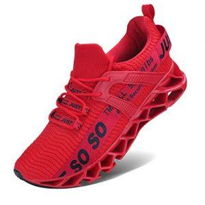 COKAFIL Mens Walking Shoes Running Athletic Fashion Tennis