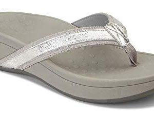 Vionic Women's Pacific High Tide Toepost Sandals - Ladies Platform