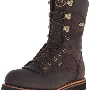 "Irish Setter Men's 880 Elk Tracker Waterproof 200 Gram 12"" Big Game Hunting Boot,Brown,12 D US"