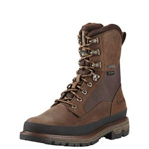 "Ariat Men's Conquest Round Toe 8"" GTX 400g Hunting Boot"