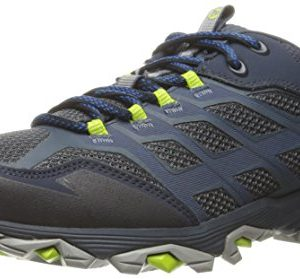 Merrell Men's Moab FST Hiking Shoe, Navy