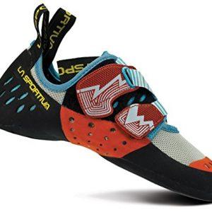 La Sportiva Oxygym Climbing Shoe - Women's White/Coral