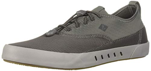 Sperry Men's Maritime Bungee Shoe, Grey