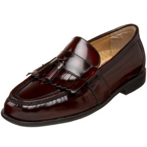 Nunn Bush Men's Keaton Slip-On Loafer,Burgundy,12 M US