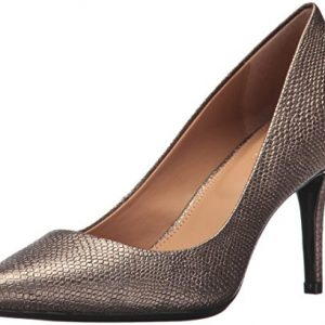 Calvin Klein Gayle Womens Pump, Gold