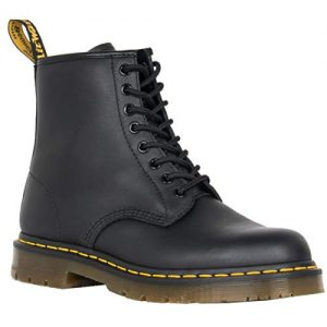 Dr. Martens - Unisex SR Service Boots, Black