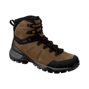 Mammut Men's Mercury Tour II High GTX Trekking Shoe; Size: 10.5 - Bark-Black