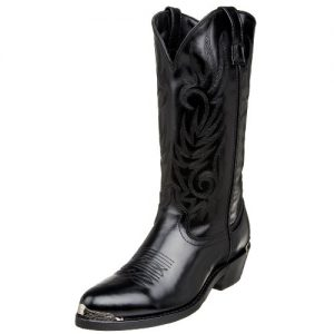 Laredo Men's Mccomb Western Boot,Black