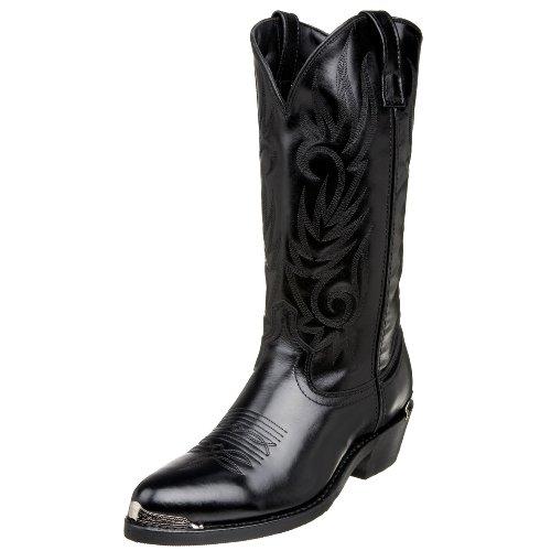 Laredo Men's Mccomb Western Boot,Black