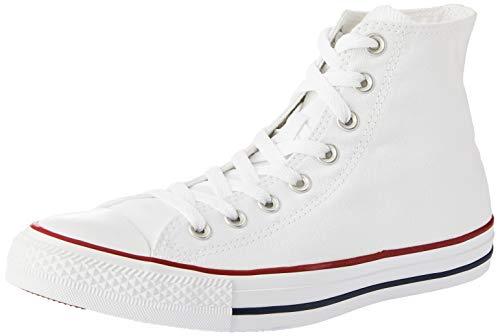 Converse Chuck Taylor All Star Canvas High Top,Optical White