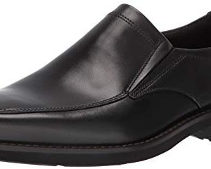 ECCO Men's Seattle Slip On Loafer, Black