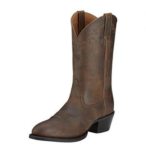 Ariat Men's Sedona Western Cowboy Boot, Distressed Brown