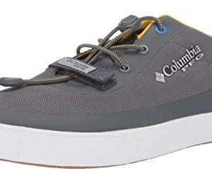 Columbia PFG Men's Dorado CVO PFG Boat Shoe, Ti Grey Steel