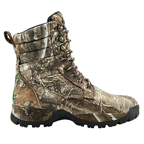 """TideWe Hunting Boot for Men, Insulated 400G 8"""" Hunting Boot Product Description"""