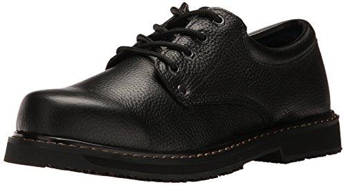 Dr Scholls Shoes Mens Harrington Ii Work Shoe, Black -9533