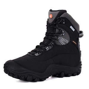 XPETI Women's Thermator Mid High-Top Waterproof Hiking Boot