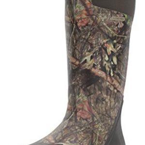 "LaCrosse Men's Alphaburly Pro 18"" Hunting Shoes, Mossy Oak Break up Country, 10 M US"
