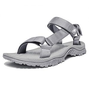 CAMEL CROWN Sport Sandals for Men Anti-skidding Water Sandals