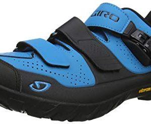 Giro Terraduro MTB Shoes Blue Jewel/Black 43