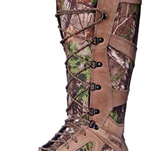"Irish Setter Men's 2875 Vaprtrek Waterproof 17"" Hunting Boot, Realtree Xtra Green,10.5 D US"