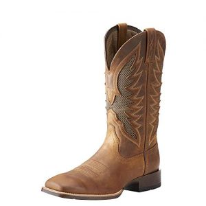 Ariat Men's Venttek Ultra Western Boot, Distressed Brown, 9.5 D US