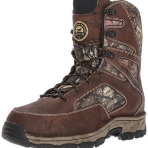 Irish Setter Men's Havoc XT-837 Hunting Shoes, Mossy Oak Camoflage, 9.5 D US