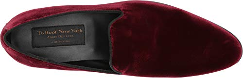 To Boot New York Men's Bolton Burgundy To Boot New York Men's Bolton Burgundy 12 M US.