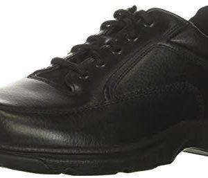 Rockport Men's Eureka Walking Shoe Oxford, Black