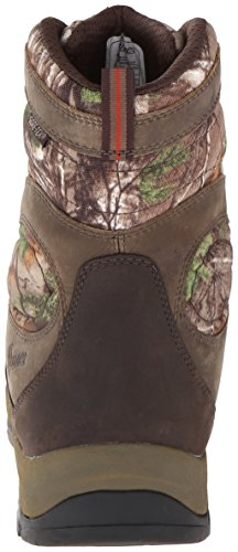 """Danner Men's High Ground 8"""" Realtree Xtra Hunting Boot,Brown/Green Danner Men's High Ground 8"""" Realtree Xtra Hunting Boot,Brown/Green,12 D US."""
