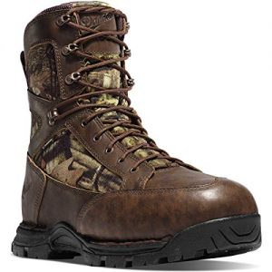 "Danner Men's Pronghorn 8"" 800G Gore-Tex Hunting Boot, Mossy Oak Break Up"
