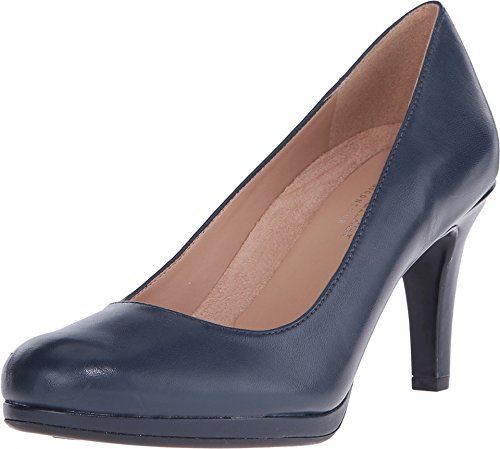 Naturalizer Women's Michelle Classic Navy Leather