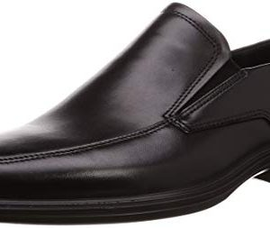 ECCO Men's Minneapolis Slip On Oxford, Black