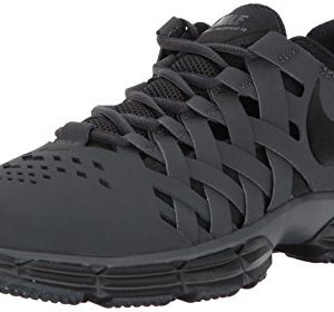 Nike Men's Lunar Fingertrap Cross Trainer, Anthracite/Black