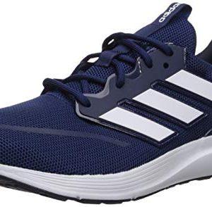 Adidas Men's EnergyFalcon Running Shoe, Dark Blue/White/Collegiate Royal, 6.5 M US