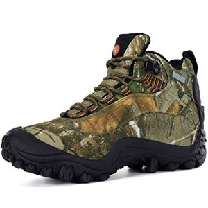 XPETI Men's Thermator Mid Waterproof Hiking Hunting Trail Boot