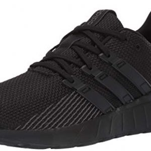 adidas Men's Questar Flow Running Shoe, Black/Grey