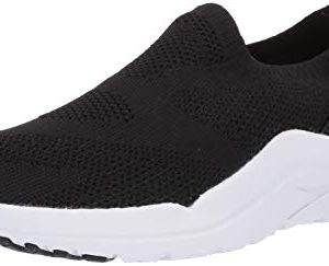 Speedo Mens Surf Knit Ultra Water Shoe, Black/White