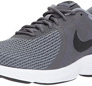 Nike Men's Revolution 4 Running Shoe, dark grey/black