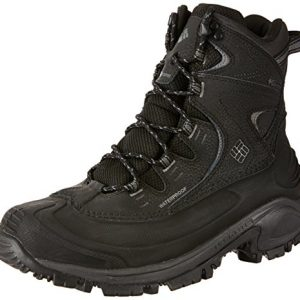 Columbia Men's Bugaboot II Snow Boot, Black, Charcoal